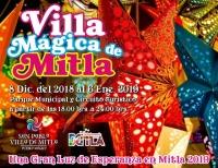 Magic of Mitla/ Villa Magica de Mitla