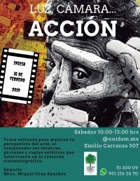 Light, Camara,, Action / Luz, Camara..Accion