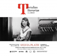 Literary Event/Tertulias literarias: Syliva Plath
