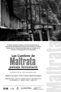 Summits of Maltrara by railroad/Las Cumbres de Maltrata..