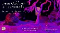 irene Goldszer in Concert / en Concierto