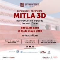 Mitla 3D - Digital Reconstruction/Reconstruccion Digital
