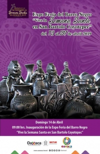 Expo Fair of Black Pottery / Expo Feria del Barro Negro