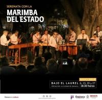 Oaxaca State Marimba Band / Marimba del Estado