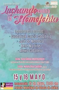 Struggling Against Homophobia / Luchando contra la homofobia