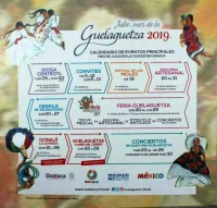 Guelaguetza Celebration / Convites