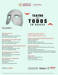 Theater for All  / Teatro para todos en Oaxaca
