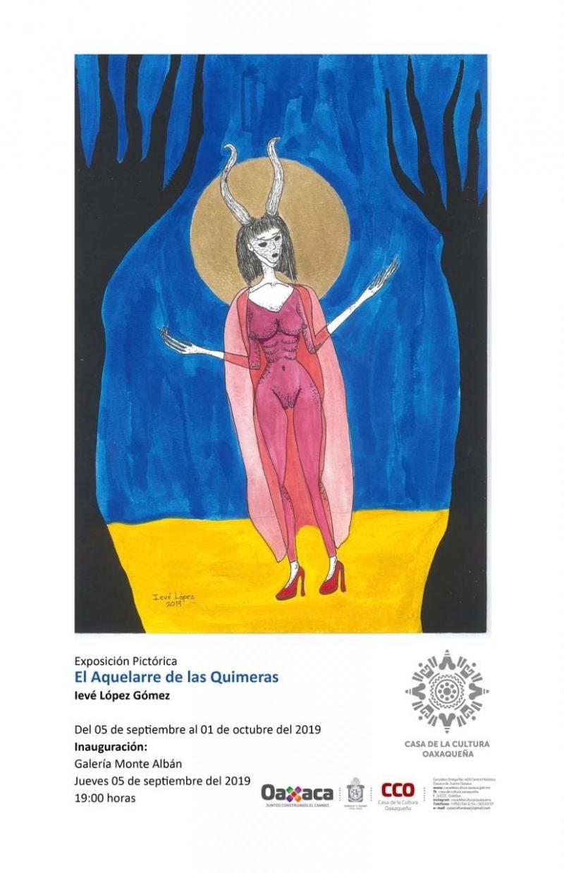 Coven of the Chimera / El Aquelarre de las Quimeras 09/06