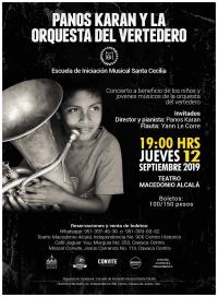 Panos Karan & Orquesta del Vertedero