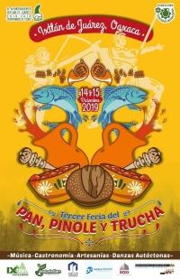 Bread, pinole (a drink) & trout Fair / Feria de pan, pinole y trucha