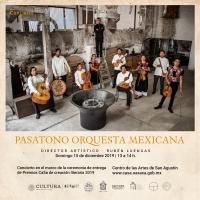 Concert/Concierto: Pasatono Orquesta Mexicana (POM)