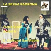 The Servant Turned Mistress / La Serva Padrona