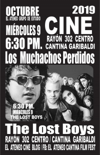 The lost  boys, horror  80s