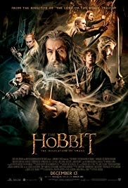 The Hobbit: The Desolation of Smaug/El Hobbit: la desolacion de Smaug