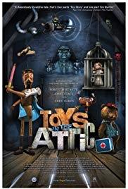 Toys in the Attic/Aventuras en el desvan