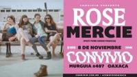 Rose Mercie, Post Punk from France / de francia