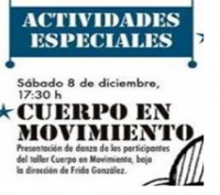 Body in Movement Dance Recital / Cuerpo en movimiento