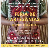 Artisan Fair in Tlacolula / Feria Artesanias Tlacolula