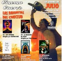 Film Faves at Cinema Cuervo/ Cines favoritas de Cinema Cuervo