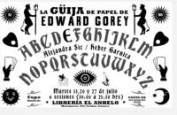 The Paper Pebble of Edward Gorey / La guija de papel de Goreyl papel