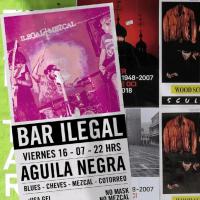 Black Eagle Jazz / Aguila Negra Jazz
