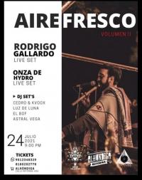 Fresh Air / Aire Fresco