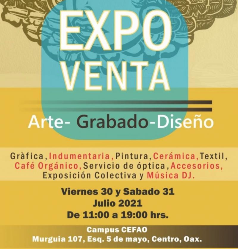 Arts Expo & Sale / Expo-venta de los artes