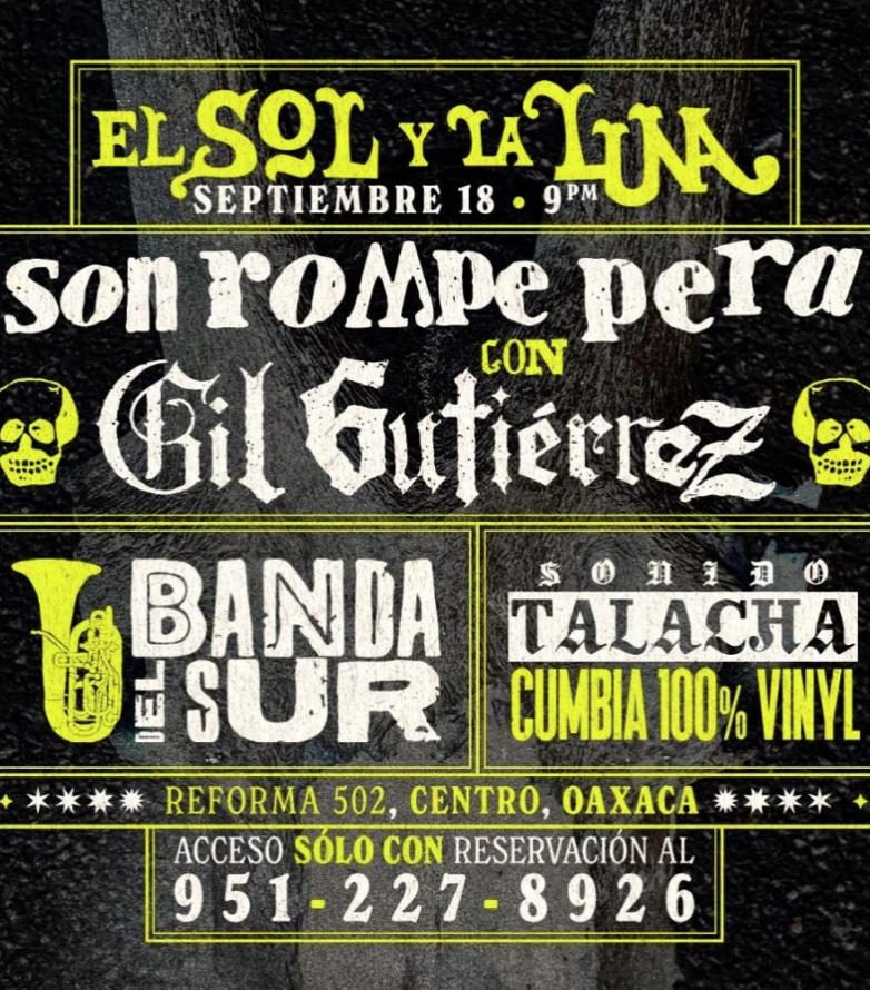 Live Music, Cumba, & Vinyl