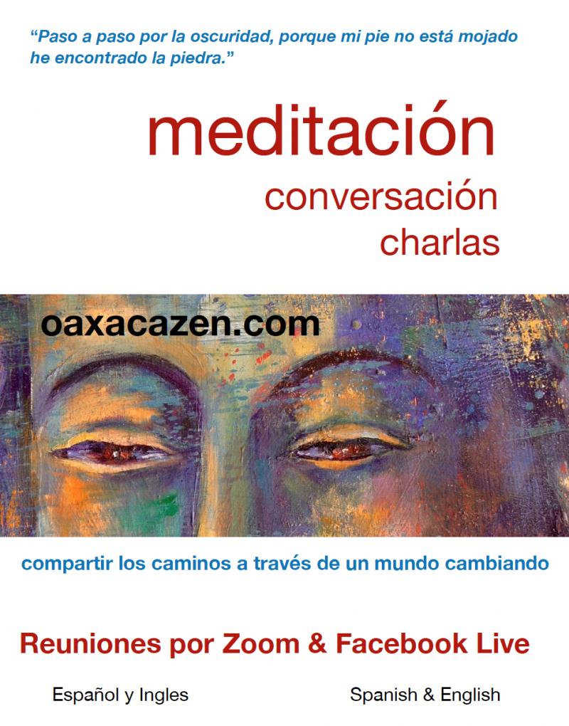 Meditación & Conversación para la vida real