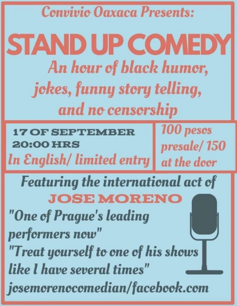 Stand Up Comedy (in english)