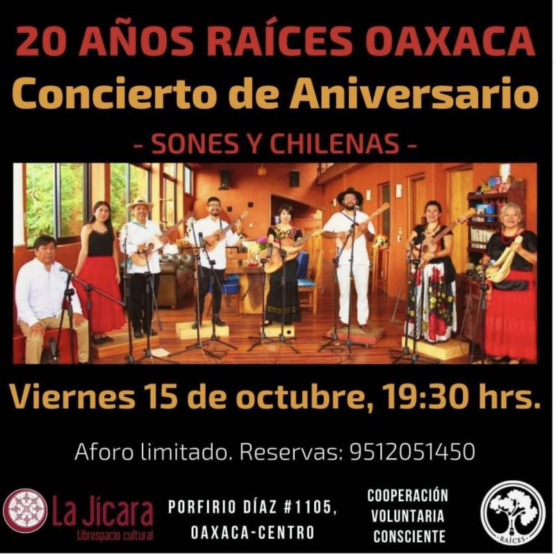 20 Year Anniversary Concert