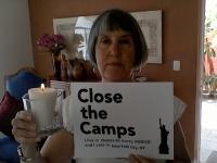 Close the Camps Vigil