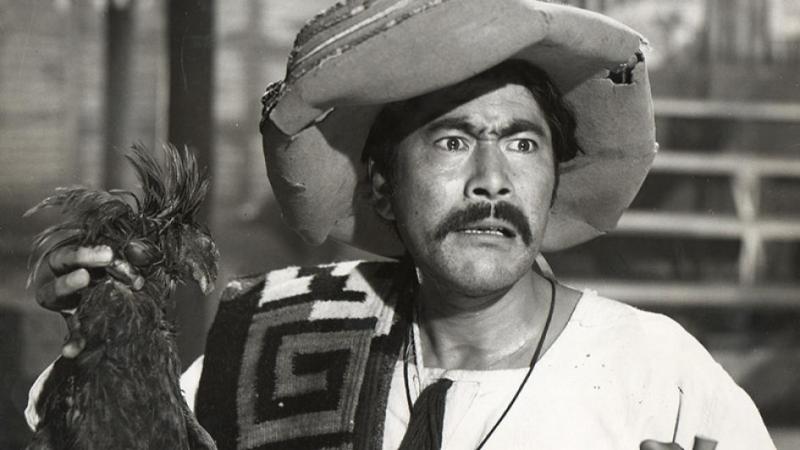 Mifune-Oaxaca, Animas Trujano Cine, función especial