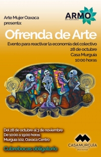 Art Offering / Ofrenda de Arte
