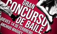 Contest in Latin dances / Concurso de Baile de Ritmos Latinos
