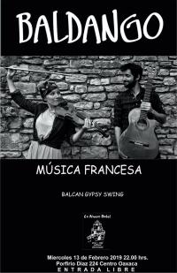Baldango, French Gypsy music / Musica Francesa Gitana