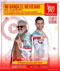 ONLINE: Mi Banda el Mexicano de Casimiro