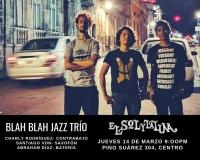 Blah Blah Jazz Trio