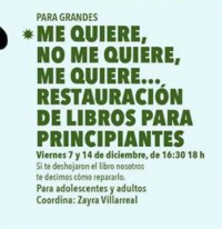 Book Restoration for Beginners/RESTAURACIO?N DE LIBROS PARA PRINCIPIANTES