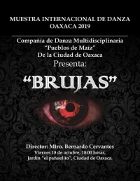 Brujas, Multidisciplinary Dance / Danza Multidisciplinaria