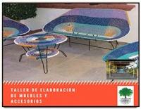 Decoration of Furniture & Accessories/Elaboración de muebles y accesorios