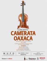 Concert: Camerata Oaxaca