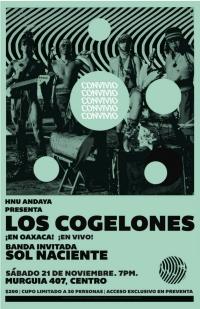 Los Cogelones Live! / Los Cogelones en concierto en vivo