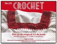 Crochet Workshop/Taller Crochet