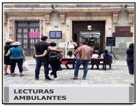 Ambulant Readings / Lecturas Ambulantes