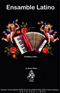 Llatin Ensemble / Ensamble Latino