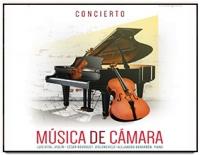 Concert/Concierto: Trio de violin, violonchelo y piano