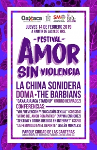 Love without Violence / Amor sin Violencia