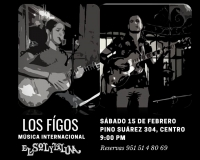 The / Los Figos, International Music