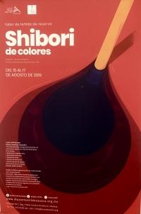 Shibori in colors / Shibori a colores